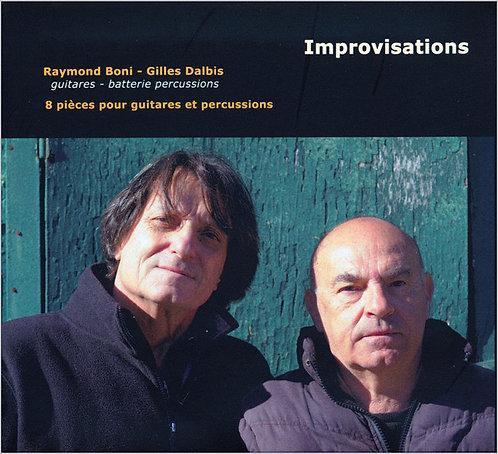 Improvisations (CD)