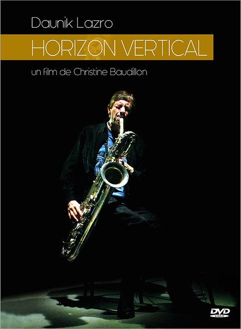 Daunik Lazro - Horizon Vertical (DVD)