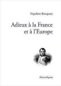 Adieux à la France et à l'Europe