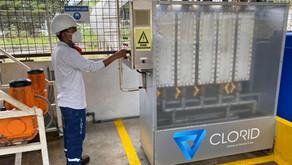 Los beneficios de rentar equipos electrocloradores.