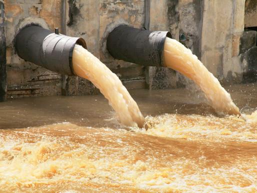 Las enfermedades transmitidas en las aguas residuales y cómo controlarlas.