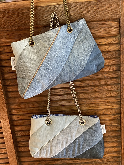 GYPSET BLUE | le mini-sac d'été