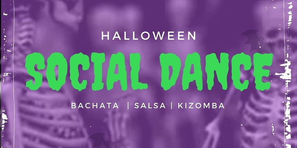 Halloween Dance Social