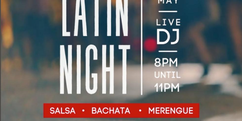 FUEGO Latin Night