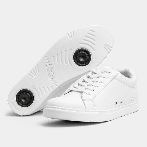 White Fuego Dance Sneaker