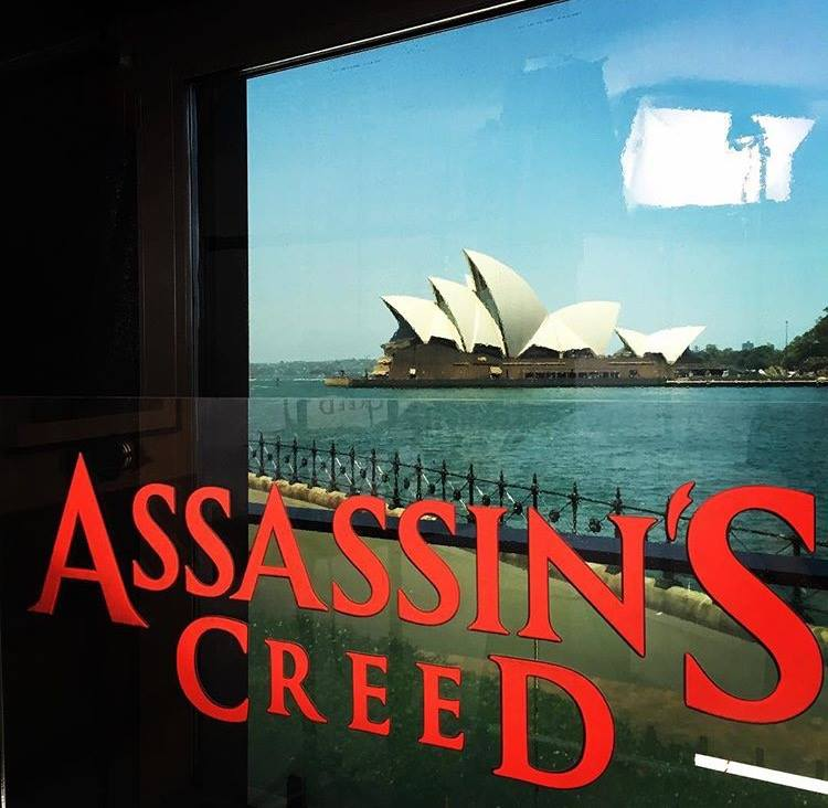 Assassin Creed Film Press Junket