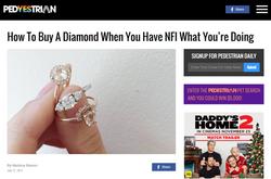 PEDESTRIAN - AFFINITY DIAMONDS