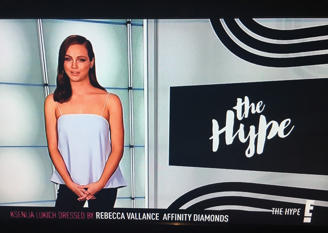 E! News - The Hype