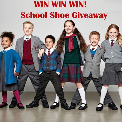 Fussy Feet are giving 1 lucky winner the chance to WIN school shoes and trainers to the value of $18