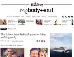 Body + Soul - Anna Heinrich & Infinite Cycle