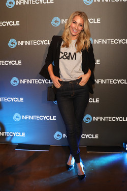 ANNA HEINRICH - INFINITE CYCLE LAUNCH PITT ST 24th OCTOBER 2017