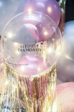 Affinity Diamonds Launch Event