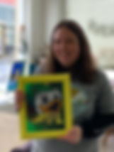 Mistee and the Oregon Duck mosaic.jpg