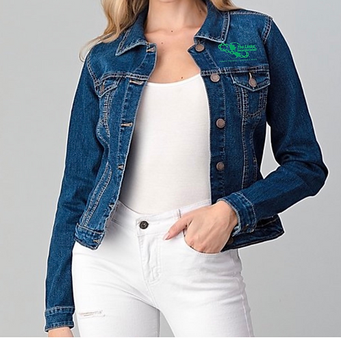 The Links, Incorporated Denim Jacket