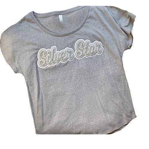 Silver Star - Dolman Tee