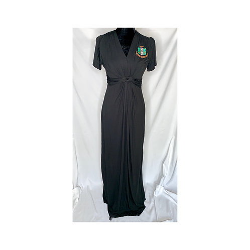 AKA Empire Knot Maxi (Black/Crest)