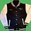 Thumbnail: Royale Links Varsity Jacket -ESTIMATED SHIP DATE 3-22-21