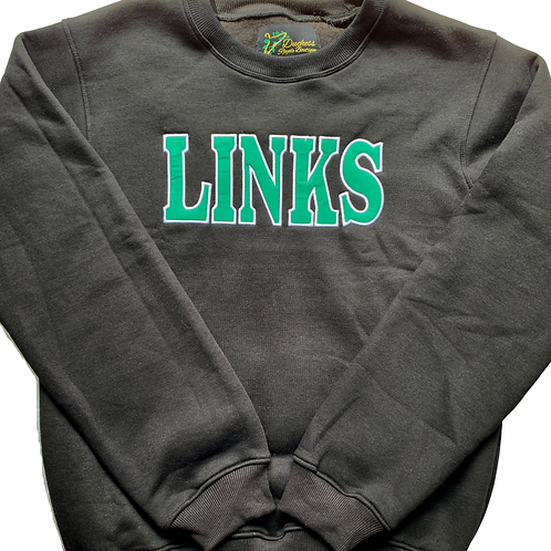 Links Sweatshirt - NEXT RESTOCK EXPECTED 5-15-21
