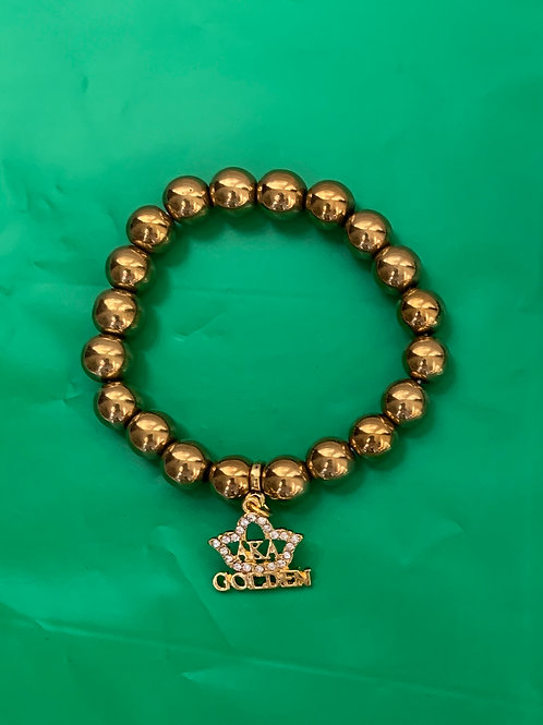 Golden Soror Bracelet
