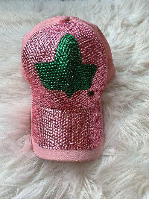 Sequin Ivy hat