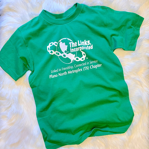 Links Incorporated Chapter Tee