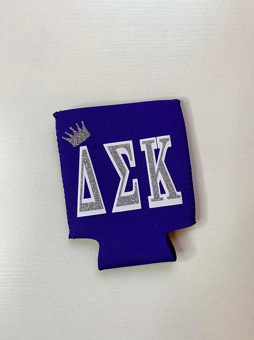 Delta Sigma Kappa Koozie