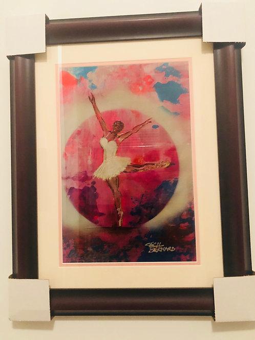 The Dancer (Framed)