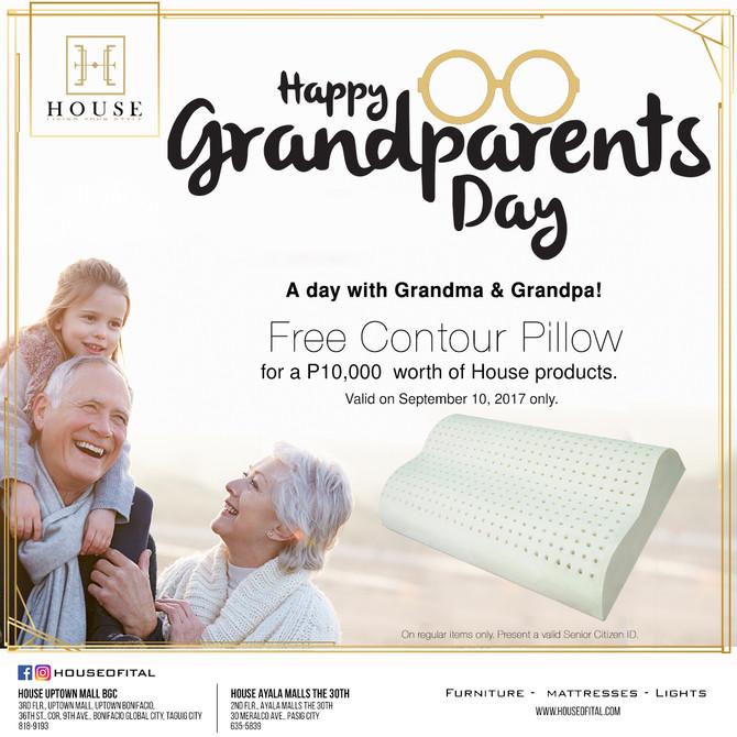 Grand Parent's Day Promo