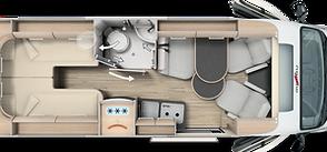 Camperforyou - Malibu Rent - Malibu Van 640 LE