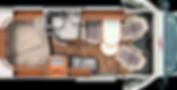 Camperforyou - Malibu Rent - Malibu Van 600 DB