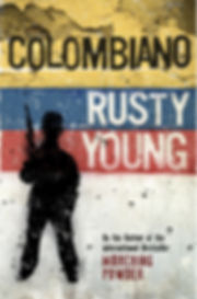 Colombiano by Rusty Young Book Cover Image