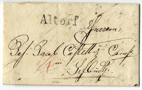 Amsteg / Altdorf 1829
