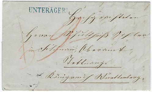 Unterägeri 1852