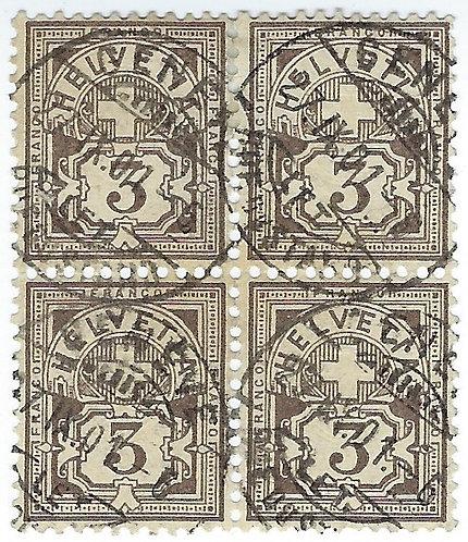 SBK 59 B Viererblock