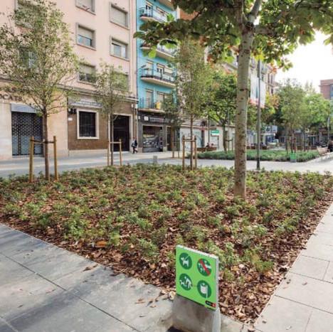 Redevelopment of Plaça del Centre