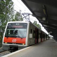 FGC Mira-Sol station