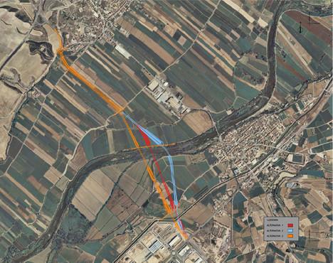 Improvements of the road from Térmens to Menàrguens