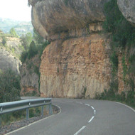 Improvement of corners and rims of the T-713 to Margalef