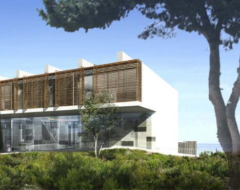 Serenity Resort hotel complex in Tangier
