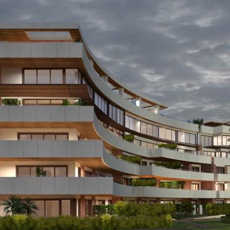 Edificio 1 Sotonovo building, La Moraleja urbanization