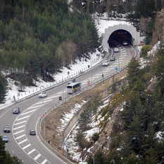 Informational security study of the Cadí Tunnel