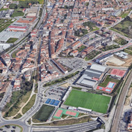 Urbanization project on the Action Unit 13 in Franqueses del Vallès