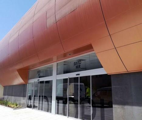 Auditorium of Sant Carles de la Ràpita