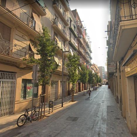 Redevelopment of the surroundings of Mercat de Sants