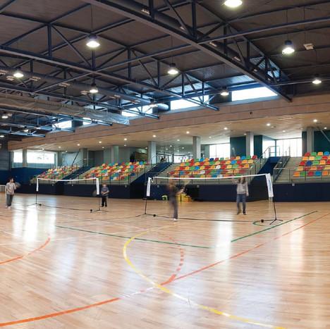 Elisa Badia Sports Pavilion at Barberà del Vallès