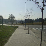 Second water distribution ring extension in Madrid
