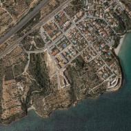 """Urbanització del Polígon i Actuació Residencial """"Cap Roig"""" a L'Ampolla"""