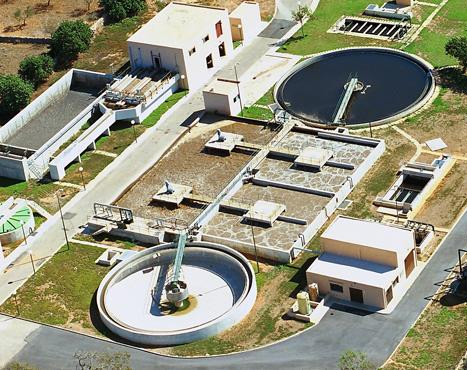 Extension and improvements of the WWTP of Cala d'Or in Mallorca