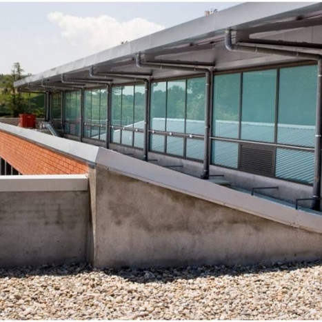 New cover and conditioning of the pavilion of Sant Pere de Riudebitlles