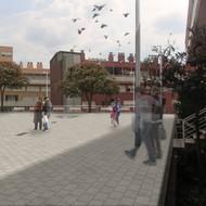 Redevelopment of Raimon Casellas Square